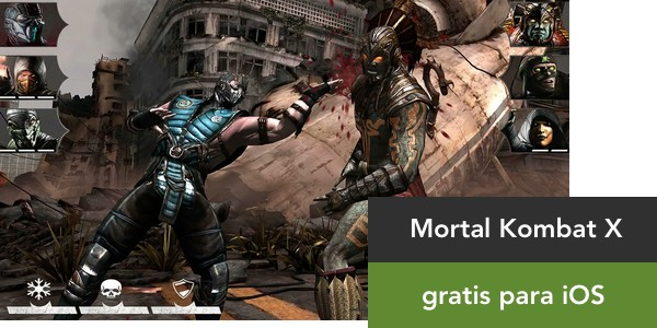 descargar Mortal Kombat X gratis