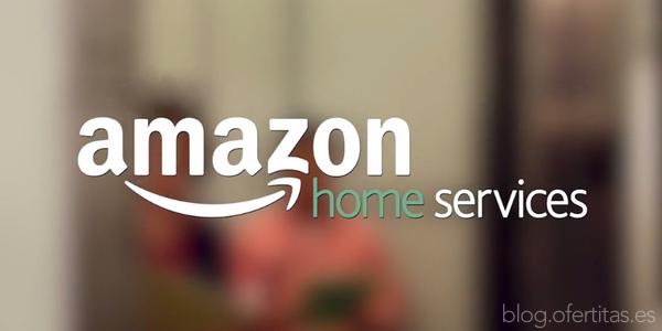 Qué es Amazon Home Services