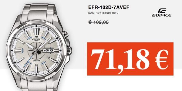 Casio Edifice EFR-102D-7AVEF