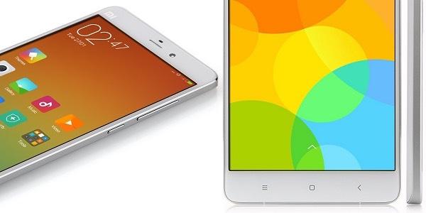 Xiaomi Mi Note 4G en España