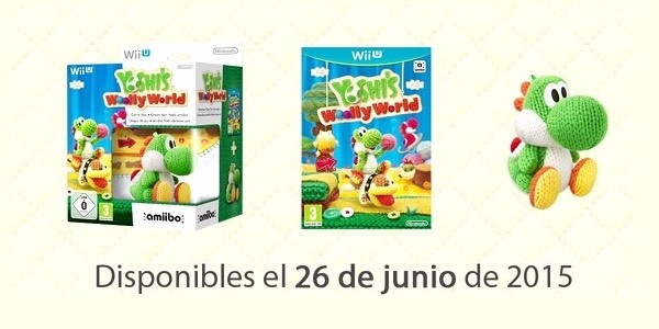 Yoshi's Woolly World Edición Limitada