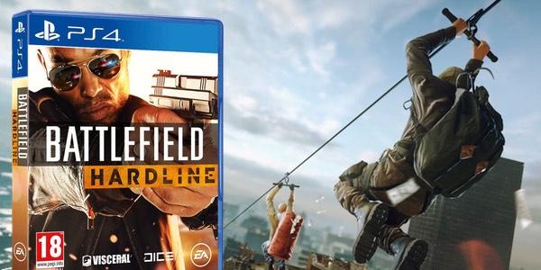Battlefield Hardline al mejor precio