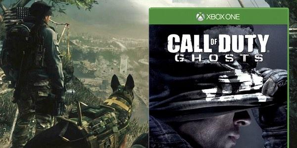 Call of Duty Ghosts al mejor precio