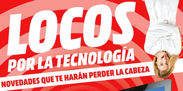 Catálogo Media Markt Locos por la tecnología