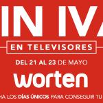 Días Sin IVA Worten 21-05-2015