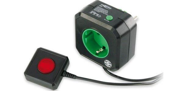 Enchufe automático para ahorro de luz