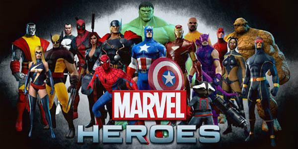 Marvel heroes 2015 gratis