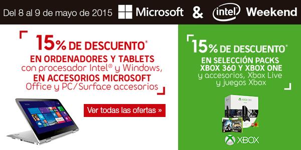 Microsoft & Intel Weekend en Fnac