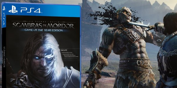 Oferta Sombras de Mordor Game Of The Year Edition