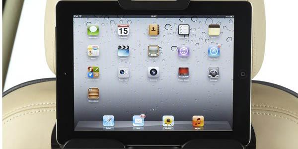 Soporte tablet barato para coche