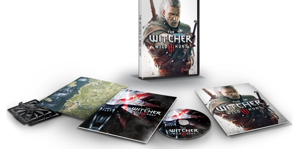 The Witcher 3 Day One PC