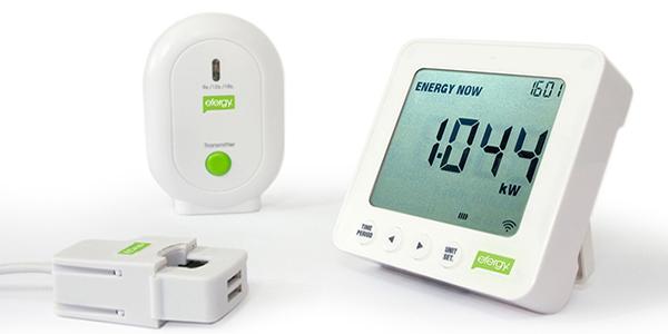 monitor inalámbrico de consumo eléctrico e2 Classic 2.0