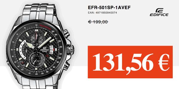 Casio Edifice EFR-501SP-1AVEF barato