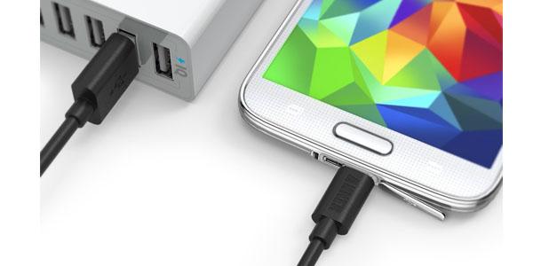 Cables compatibles con móviles y tablets