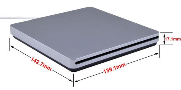 Diseño compacto