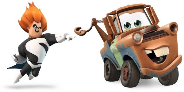 Figuras Disney Infinity baratas