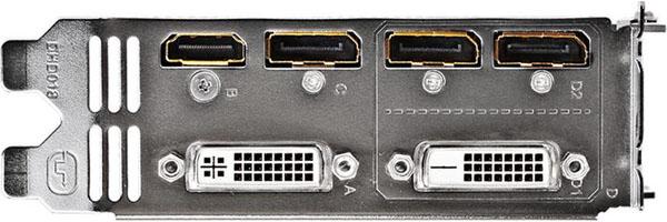 gigabyte geforce gtc 970 conexiones