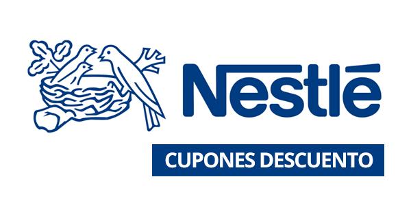 Cupones descuento en productos Nestle