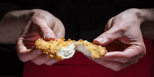 pollo gratis KFC