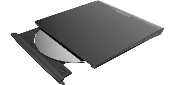 Grabadora CD DVD externa Samsung SE-208GB/RSBD