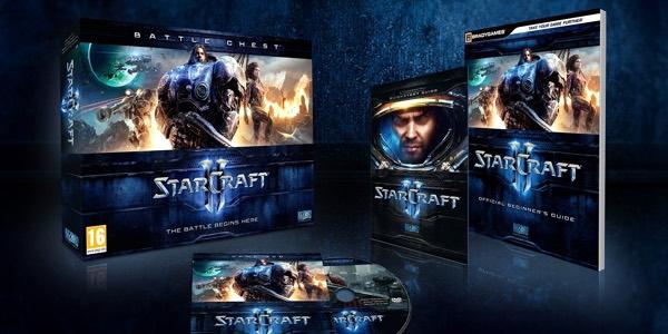 Chollo Starcraft 2 barato