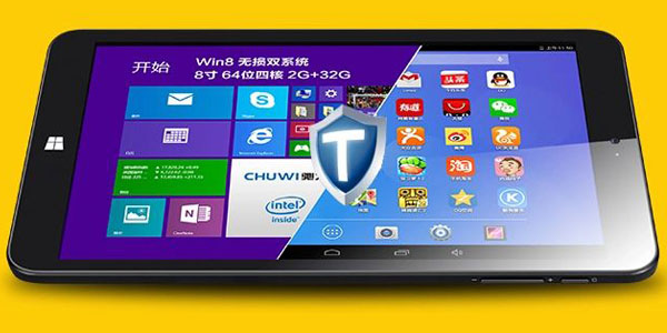 tablet chuwi vi8 windows android