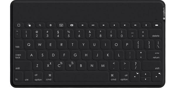 logitech Keys-To-Go detalle