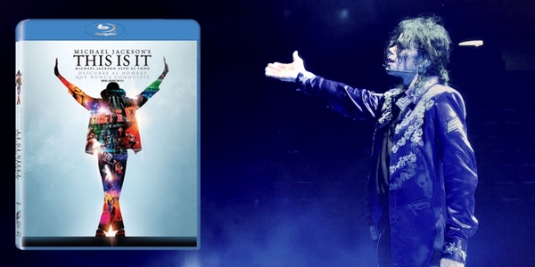 This Is It Blu-ray barato
