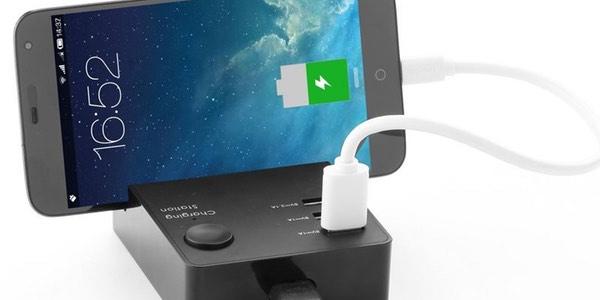 Estación de carga USB de Ugreen
