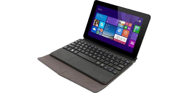Tablet unusual 89W con Windows y teclado