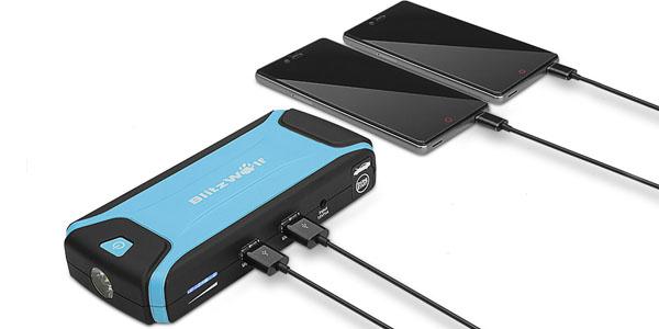 bateria recargable blitzwolf k3 smartphone