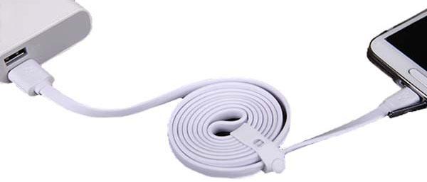 cable micro plano nillkin ejemplo