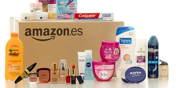 cheque regalo belleza Amazon