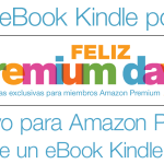 eBook Kindle Gratis con Amazon Premium