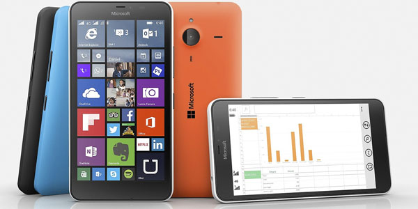 movil lumia xl lte windows phone