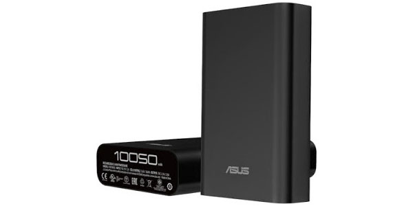 bateria portatil asus power zen 10050 mah capacidad