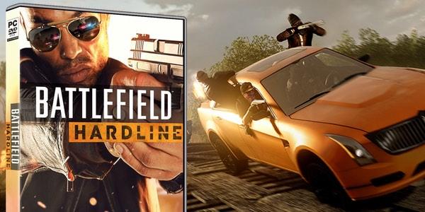 Battlefield Hardline Origin barato