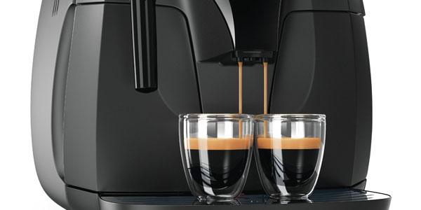 cafetera espresso super automatica philips hd8651 funcionamiento