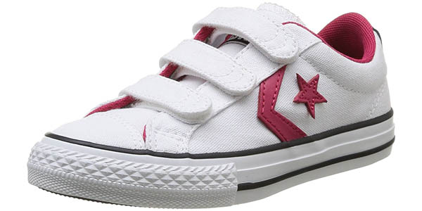 Converse Star Player 3V para niños