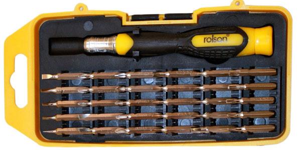 draper 28920 destornillador precision 31 piezas