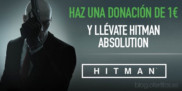 Hitman Absolution barato