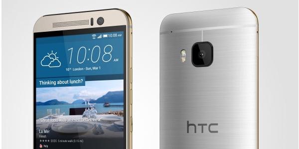 Smartphone HTC One M9 libre barato