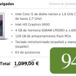 MacBook Air 2015 barato