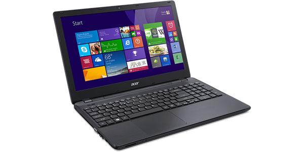 portatil acer aspire e5-551g-f4a9 amd quad core windows 8.1 sistema