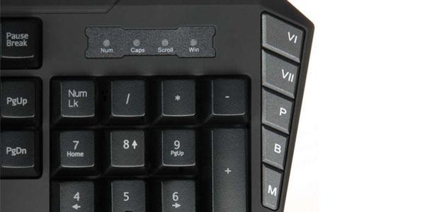teclado gamer natec genesis rx55 funciones
