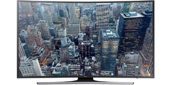 television curva samsung ue40ju6500 4k ultrahd