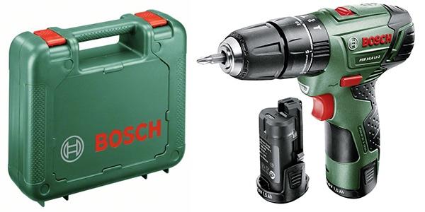 taladro percutor Bosch PSB 10,8V barato
