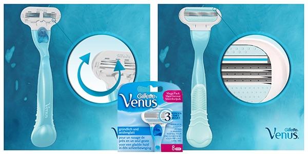 Gillette Venus 8 recambios baratos