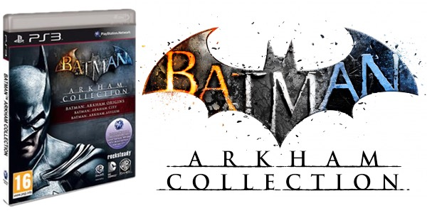 Batman Arkham Collection PS3 barato