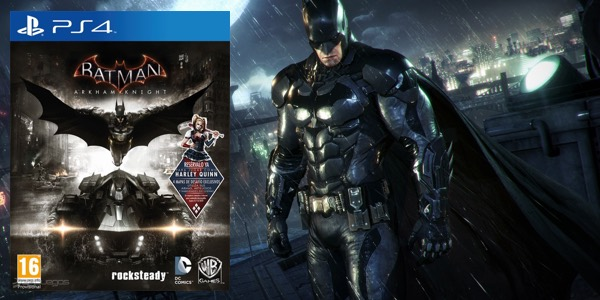 Batman Arkham Knight PS4 barato